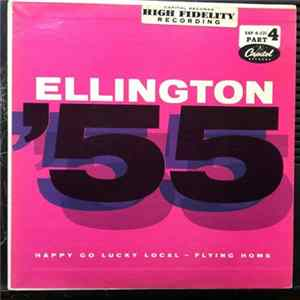 Duke Ellington And His Famous Orchestra - Ellington '55, Part 4 Herunterladen