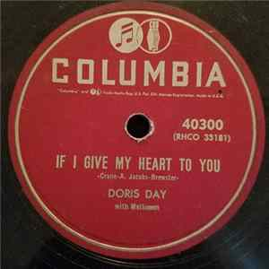 Doris Day - If I Give My Heart To You Herunterladen