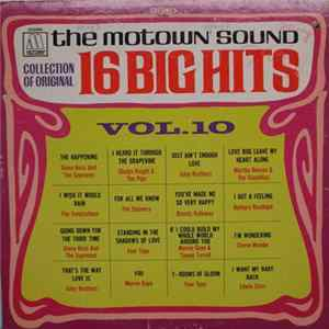 Various - The Motown Sound - 16 Big Hits Vol. 10 Herunterladen